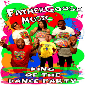 King of the Dance Party album cover