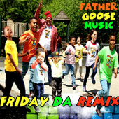 Friday Da Remix CD cover